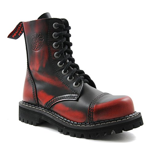 Angry Itch Bottes Rangers Militaires Unisex Homme Femme...
