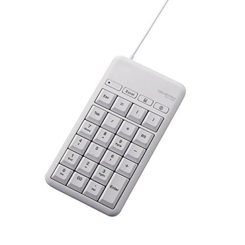 エレコム テンキーボード 有線  B00VFSCXAG 1枚目