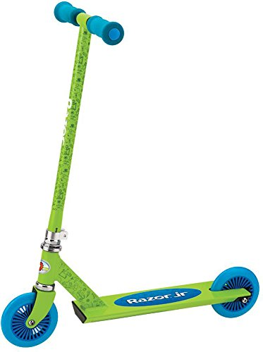 Razor Kixi Mixi Green 2 Wheel Scooter