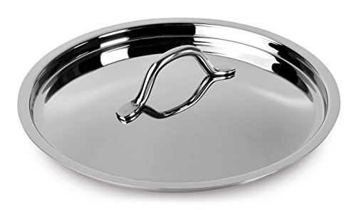 Lagostina Coperchio Every Acciaio Inox 18 10 Cm14 Pentole e Preparazione Cucina, Inossidabile, Argento, 14 cm