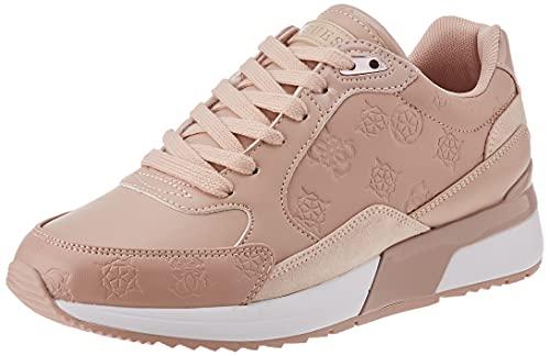 Guess MOXEA2/ACTIVE Lady/L, Zapatillas Deportivas Mujer, Blush, 40 EU