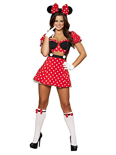 Mousey Mistress Mouse Sexy Adult Costume
