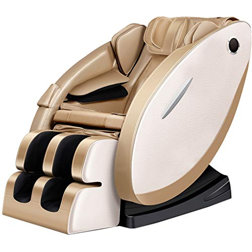 Check Out This DZXYQ Massage Chair Household PU Leather Fully Automatic Whole Body Electric Multifun...
