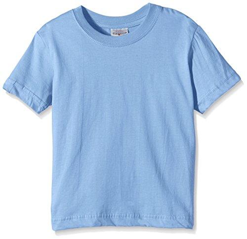 Stedman Apparel Classic-T/ST2200 Camiseta, Azul Claro, 7 añ