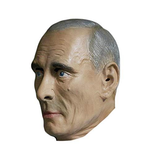 Vladimir Poetin Masker Russische president Celebrity Plezier voor Evenementen en Feesten Plezier Halloween Party Dress Up