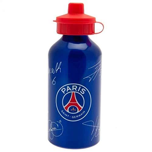 PSG パリ・サンジェルマン オフィシャル ドリンクボトル アルミ 500ml SG(ブルー)