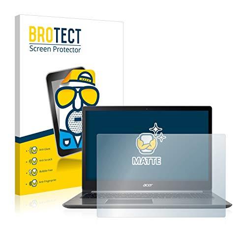 BROTECT Entspiegelungs-Schutzfolie kompatibel mit Acer Swift 3 SF315-51 Bildschirmschutz-Folie Matt, Anti-Reflex, Anti-Fingerprint