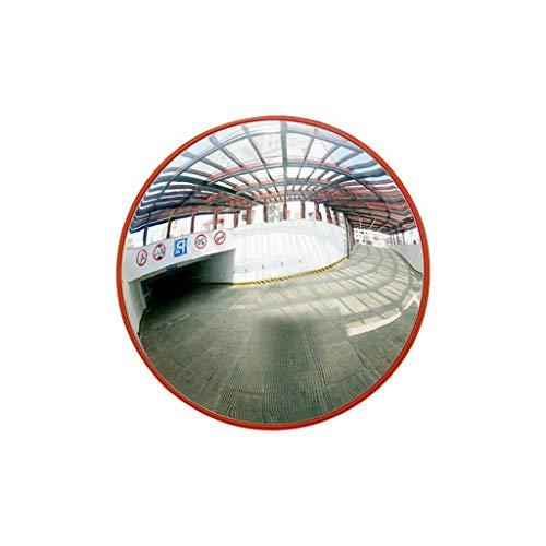 PLLP Specchio Grandangolare per Traffico All\'Aperto, Specchio Di Sicurezza Specchio Stradale per Traffico Interno Tornitura Stradale Supermercato Sferico Specchio Convesso Di Sicurezza Specchio Conve