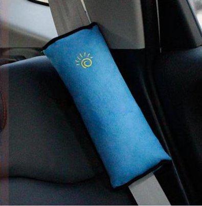 System-S säkerhetsbälte stoppning bälteskudde i blått