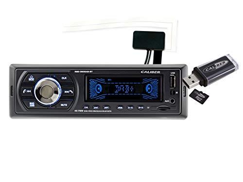 Caliber RMD050DAB-BT Autoradio mit UKW, DAB+ und Bluetooth Freisprechanlage