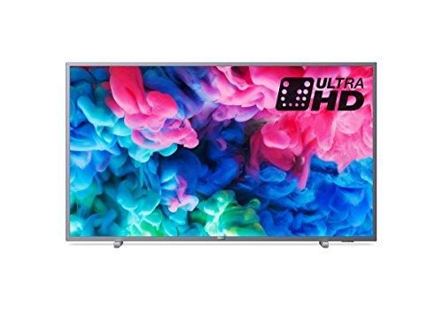 Philips 65PUS6523 12 - Smart TV 4K (3840 x 2160 Pixeles, 4K Ultra HD, LED, Smart TV, WiFi, Plata)