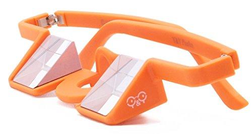 YY Vertical Sicherungsbrille Plasfun Orange, Sportbrille, Größe One Size - Farbe Orange