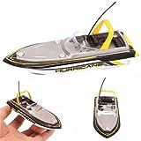 Egosy Ferngesteuerte Boote RC Boot Motorboot Ferngesteuert High Speed Boot mit Funkfernsteuerung...
