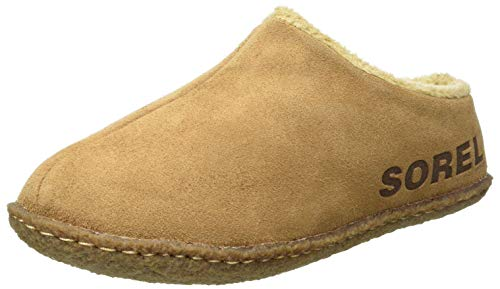 Sorel Unisex-Kinder-Pantoffeln, YOUTH LANNER RIDGE II, Braun (Camel Brown), Größe: 32