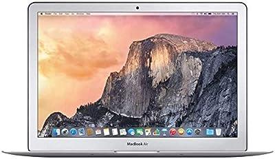 Apple MacBook Air MJVM2LL/A 11.6-Inch laptop(1.6 GHz Intel i5, 128 GB SSD, Integrated Intel HD Graphics 6000, Mac OS X Yosemite - (Certified Refurbished)