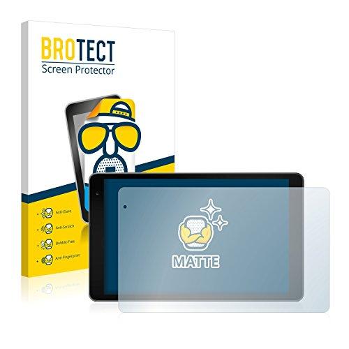 BROTECT 2X Entspiegelungs-Schutzfolie kompatibel mit Vodafone Tab Prime 6 Bildschirmschutz-Folie Matt, Anti-Reflex, Anti-Fingerprint