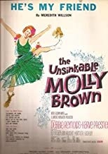 He's My Friend by Meredith Willson The Unsinkable Molly Brown Debbie Reynolds
