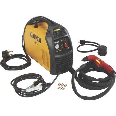 Klutch Dual-Voltage Plasma Cutter - Inverter, 120V/230V, 15-40 Amp Output, Model Number P400DV