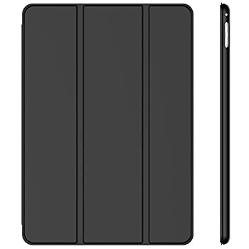 JETech Case for iPad Pro 9.7-Inch 2016 Model  Not for iPad 9.7 5/6 2017/2018  Smart Cover Auto Wake/Sleep Black