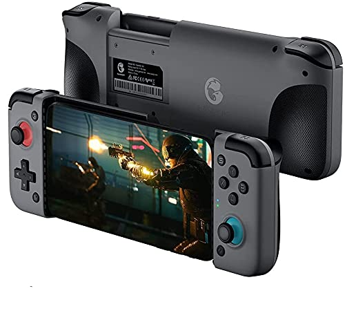 GameSir X2 Bluetooth Mobile Gaming Controller,Phone Controller für Android und iOS,Wireless Mobile Game Controller Grip Support Xbox Game Pass,xCloud,Stadia,Vortex und mehr(2021 Bluetooth Version)