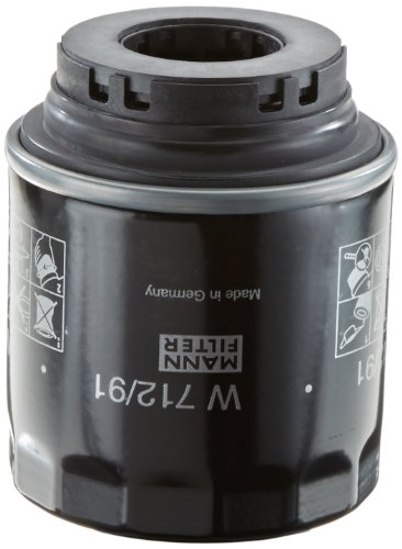 """Mann Filter W71291 Ölfilter -vom Hersteller eingestellt """"vom Hersteller eingestellt """""""