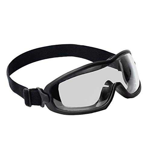 VISMIX Airsoft Goggles, Tactical Safety Goggles Military Glasses Compatible with Helmet for Paintball Riding Shooting Hunting Cycling