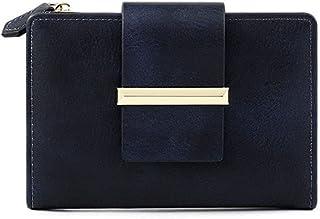 GUMAOPAJIAAAqb Monederos de Mujer, Design geometric wallet leather card bag zipper coin purse women ladies small purse wal...