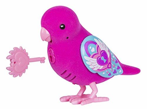 little live pets Pájaritos Parlanchines. Serie 7. LockieLovebird (Famosa) (700013970)