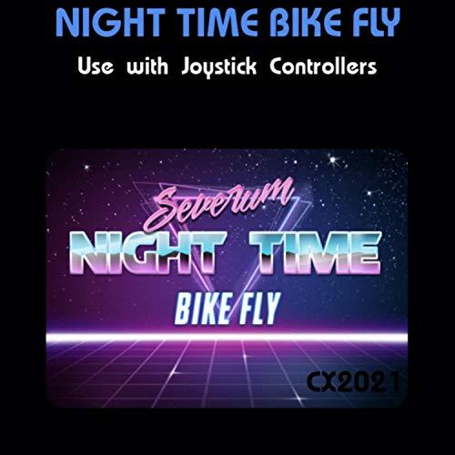 Night Time Bike Fly