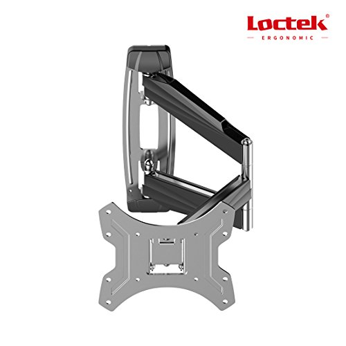 Loctek Universal Tilt Articulating TV Wall Mount Bracket