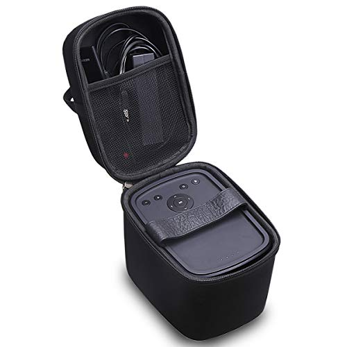 Aproca Hard Travel Case Compatible with Anker Nebula Mars II Pro 500 / Mars / Mars II 300 ANSI lm Portable Projector (Black-New Version) (Black) (Black)