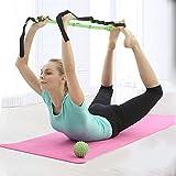 Yaorihang123 - Cinturón alargado de algodón multifuncional para yoga