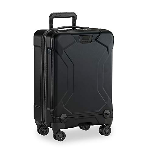 Briggs & Riley Unisex-Adults Domestic Carry-on Spinner Black Size: One Size