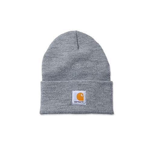 Carhartt A18 Watch Hat - Beanie - Mütze (Heather Grey)