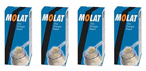 Dr. Grandel MOLAT 4 x 500g + Gratis 4 Molino Riegel Amazon Prime