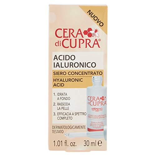 Cera di Cupra Siero Acido Ialuronico Concentrato, 30ml