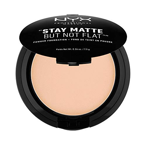 Maquillaje En Polvo Mate marca NYX PROFESSIONAL MAKEUP