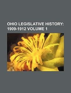 Ohio Legislative History Volume 1