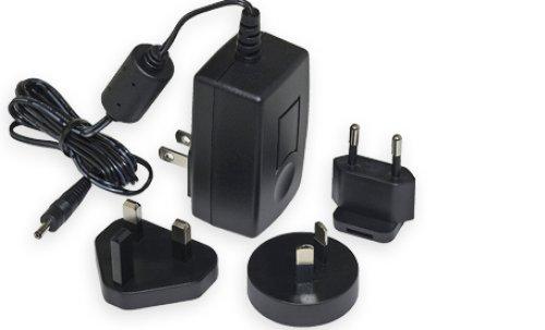 SoNNeT PWR-UAC-12V Adaptateur de Puissance & onduleur Noir - Adaptateurs de Puissance & onduleurs (60 Hz, 12 V, Noir, 1,25 A)