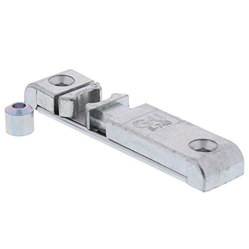 GU Universal Türschnäpper Balkontürschnäpper 8-740 mit Rollzapfen (auch als Reparatur für andere Hersteller geeignet)