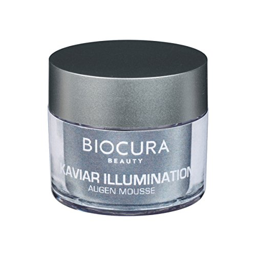 Biocura Beauty KAVIAR ILLUMINATION Augen Mousse 15 ml