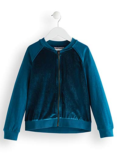 Marque Amazon - RED WAGON Blouson Fille, Bleu (Teal), 128, Label:8 Years