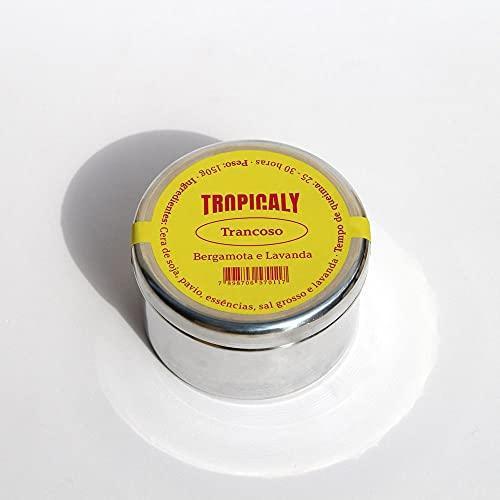 Tropicaly Vela perfumada Trancoso (mandarina y lavanda) 150g