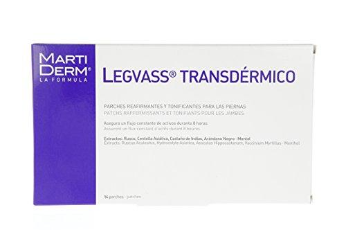 MARTIDERM Legvass Transdérmico 14 Parches