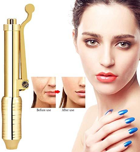 ZNXY Hyaluronsäure Pen Stift Set, Hyaluron Pen Für Hautpflege, 1X Hyaluronic Pen Und 10 X 0.3 Ml Ampullenköpfe