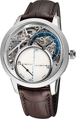 Maurice Lacroix Masterpiece Mysterious Seconds Automatik Uhr, Limited Edition