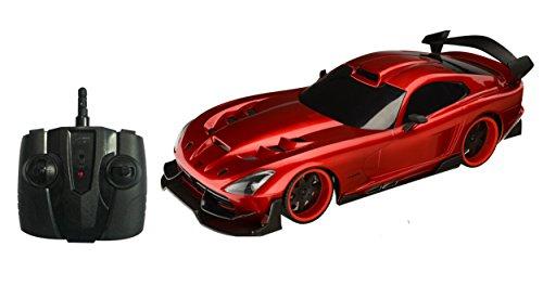 SRT Viper Radio Controlled Car, 1:18