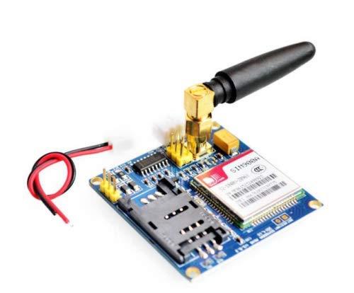 SIM900A GPRS GSM Shield Dual-Band 900 / 1800MHz Modul Board für Arduino