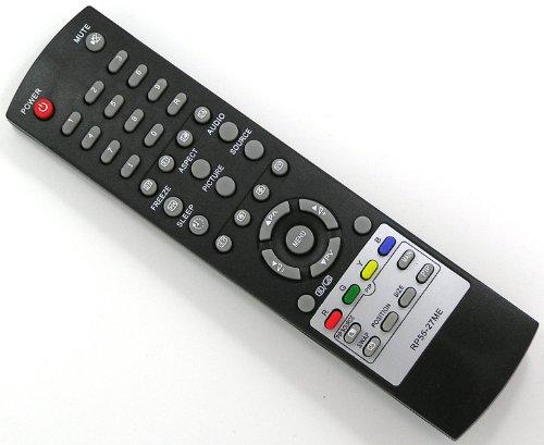 Ersatz Fernbedienung für Funai RP55-27ME schwarz Mirai Com TV Fernseher Remote Control/Neu