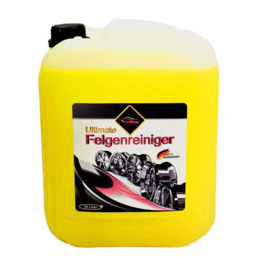 RedFOX24 Premium 10 Liter ProMax Felgenreiniger Alufelgenreiniger gewerblicher Felgenreiniger